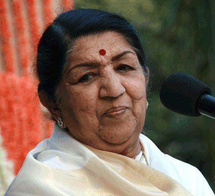 Lata Mangeshkar - The Legendary Indian Bollywood Singer - Award Winning Songs