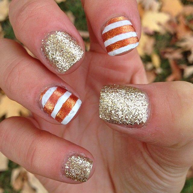 October Nail Art: Best 25+ October Nails Ideas On Pinterest