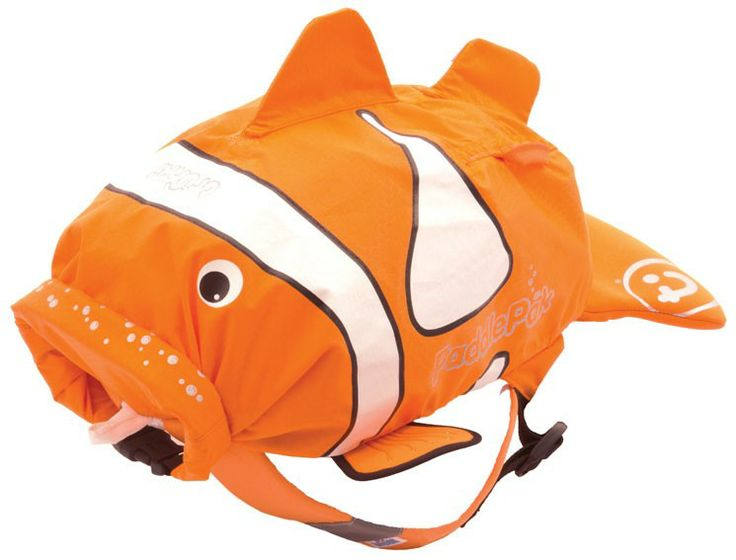 Trunki PaddlePak - Clownfish