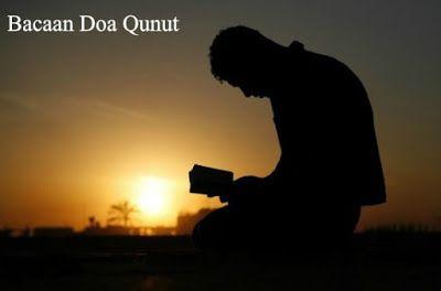 Bacaan Doa Qunut dan Terjemahannya | Doa Mandi Wajib