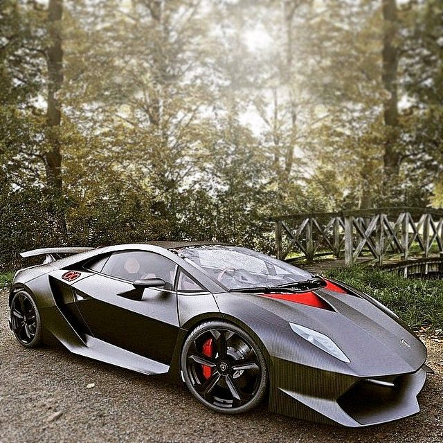 Lamborghini Sesto Elemento: i think the only modern lamborghini i would buy..