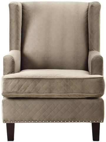 ashton wing chair arm chairs living room furniture wing chair modern