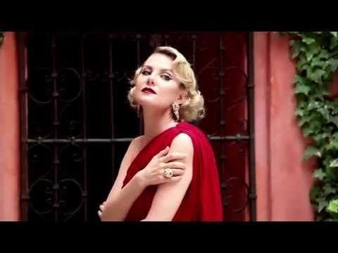 Renata Litvinova for Carrera y Carrera - YouTube