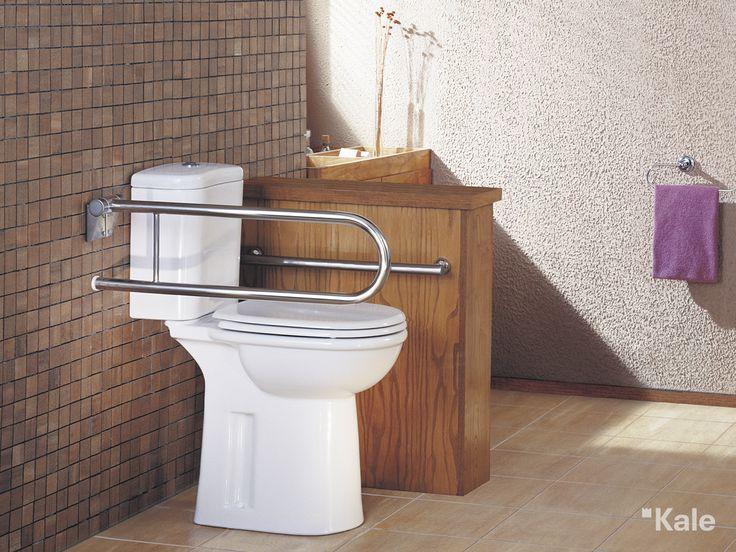 Kale'nin engel tanımayan serisi Asistans, her detayıyla engellilerin hayatını kolaylaştırmak için geliştirildi. #EngelsizYaşam #EngelOlmaDestekOl #Kale #banyo #tasarım  #bathroom #bathroomidea #banyoaksesuarları#bathroomaccessories