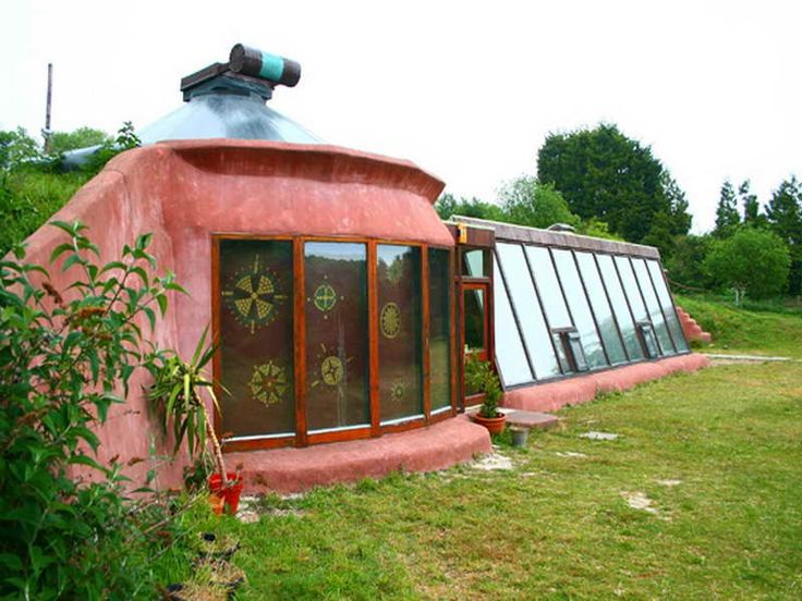 Self Sustaining Homes Design Ideas ~ http://lovelybuilding.com/cool-self-sustaining-homes-design/