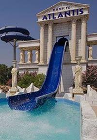 Waterworld, Ayia Napa, Cyprus. Greek mythology themed waterpark #toprated #worldclass