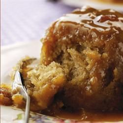 Sticky toffee pudding without dates @ allrecipes.co.uk