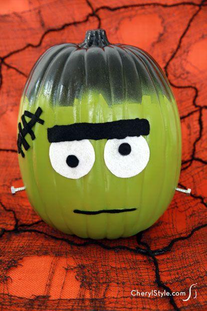 diy monster pumpkins craft everyday dishes \u0026 diy halloween fundiy monster pumpkins craft everyday dishes \u0026 diy halloween fun halloween, halloween pumpkins, pumpkin crafts