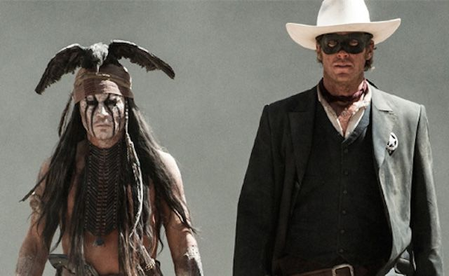 10 Films That Should've Stayed in Development Hell - The Lone Ranger