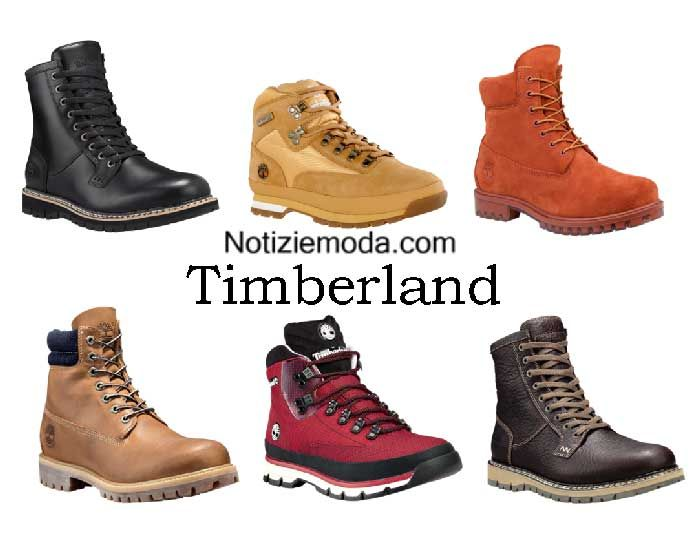 Boots Timberland autunno inverno 2016 2017 stivali uomo