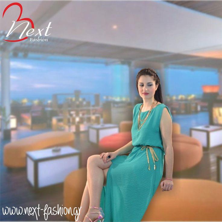 <3 <3 Φόρεμα Μάξι με Ντραπέ Πλάτη!! <3 <3  Βρείτε το ΕΔΩ: http://next-fashion.gr/-foremata-/491--forema-bsb-maxi-drape-plati-.html
