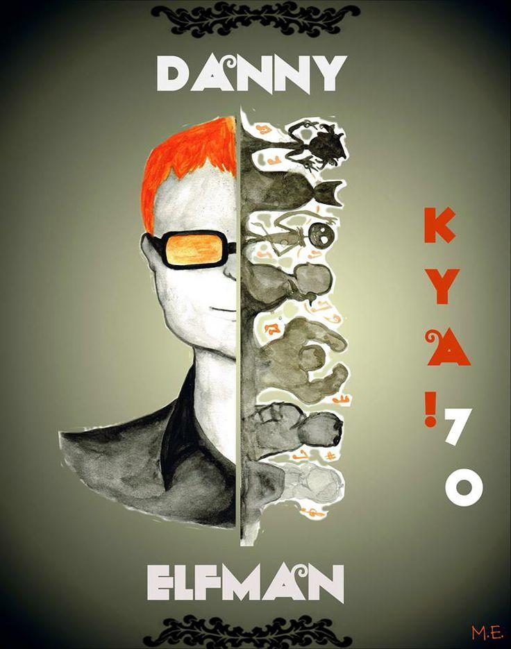 Danny Elfman de Melody Primavo