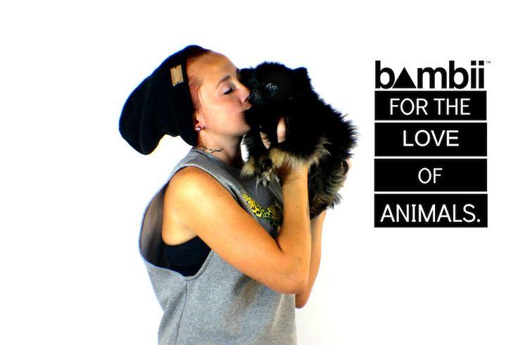 Bambii vegan clothing pushes cruelty-free fashion in Vancouver. #vegan #fashion #Vancouver