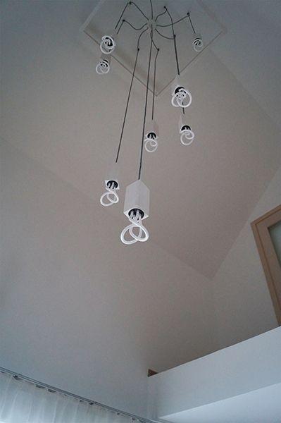 MADDA lamps and Plumen bulbs