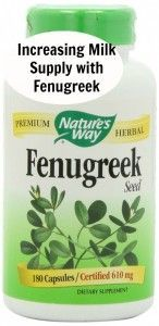 All About Increasing Milk Supply with Fenugreek