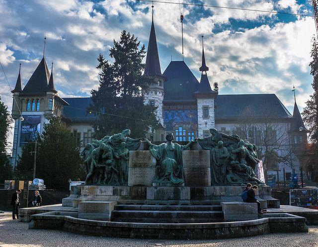 Bernisches Historisches Museum Bern Switzerland
