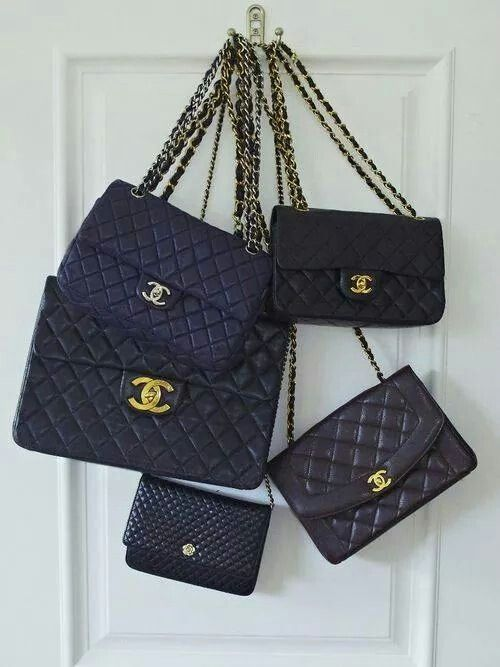 Channel bag collection...