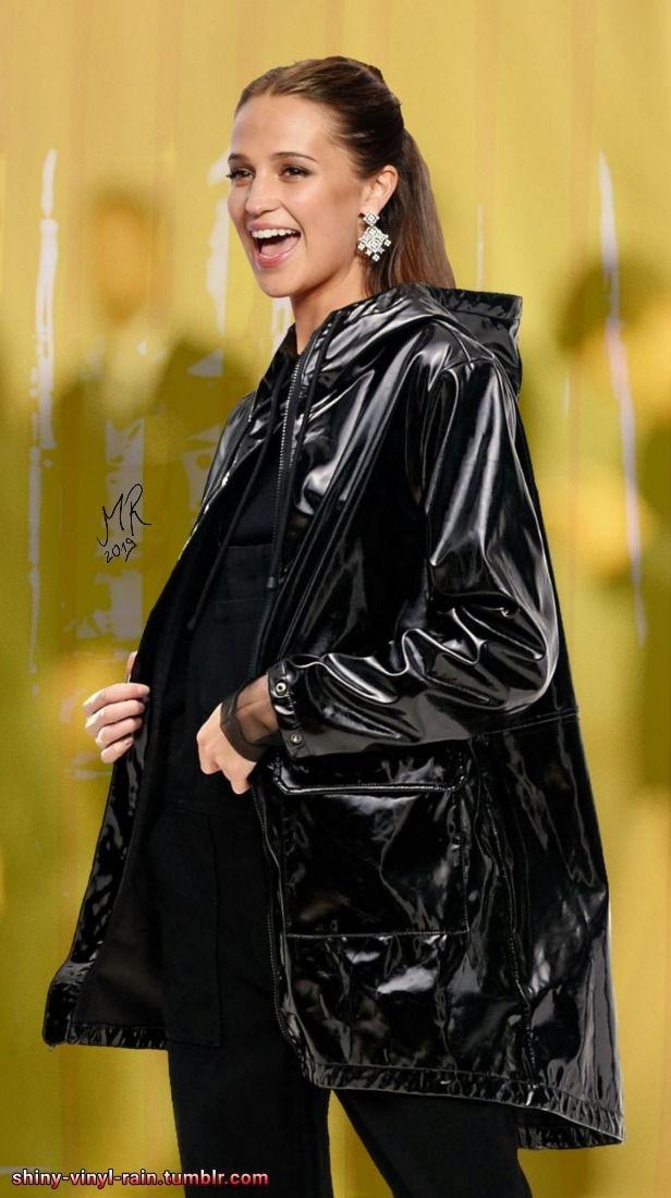 Alicia 4 Und In Vinyl 2019RegenjackeRegenmantel 5j34ALqR