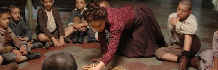 Maria Montessoriová-film.
