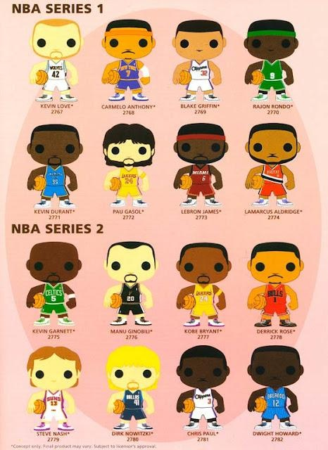 Funko Pop Nba Stars Astrofresh Basketball Droyds