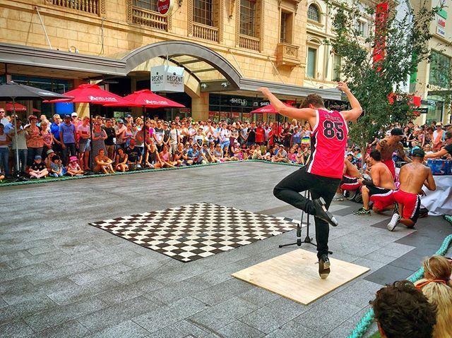 @beatthestreetsofficial!!!!! Oh yes! Like b-boys and tap dancing. . Only 4 days of performances. Gotta love them. . . #busker #busking #gardenofunearthlydelights #theoctagon #thepeacock #adlfringe #fringefestival #fringe #wanderlust #wander #circus #theatre #music #visualart #design #physicaltheatre #cabaret #adelaide #glamadelaide #southaustralia #adelaidefringe #BankSAEyeWitness #rundlestreet #streetperformer #streetartistry #photography #streettheatrefestival #beatthestreets