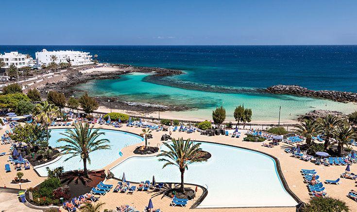 Vista de la Playa del Jablillo desde Habitación Vista Mar