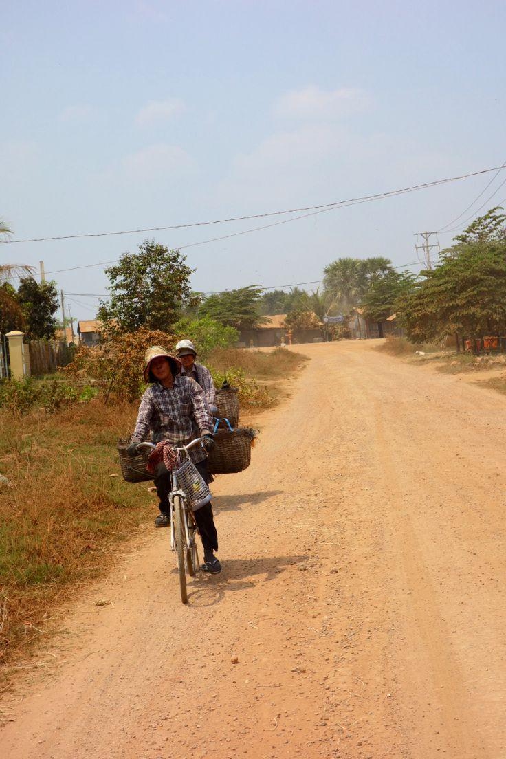 Battambang. Cambodia.