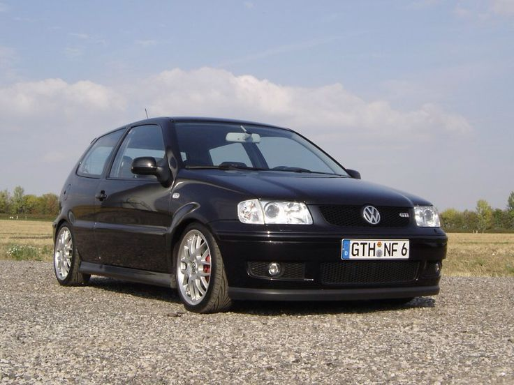VW Polo 6n2.. any good for a first car?