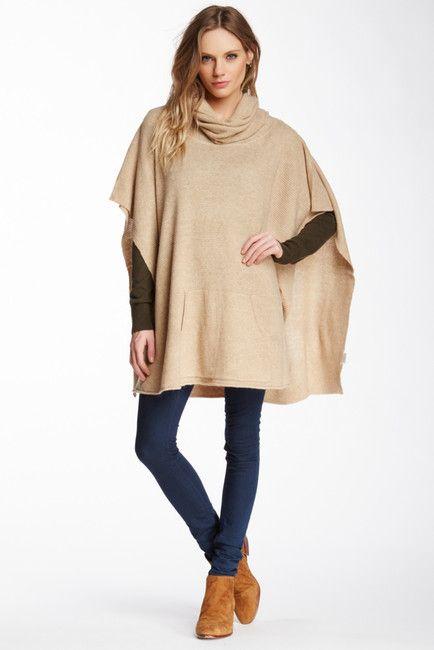 Susana Cowl Neck Sweater