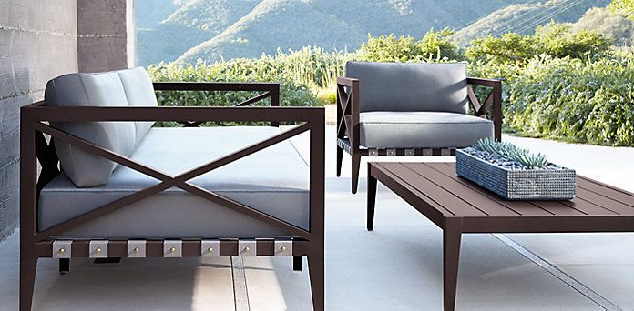 17 best images about furniture outdoor on pinterest for Restoration hardware teak outdoor furniture