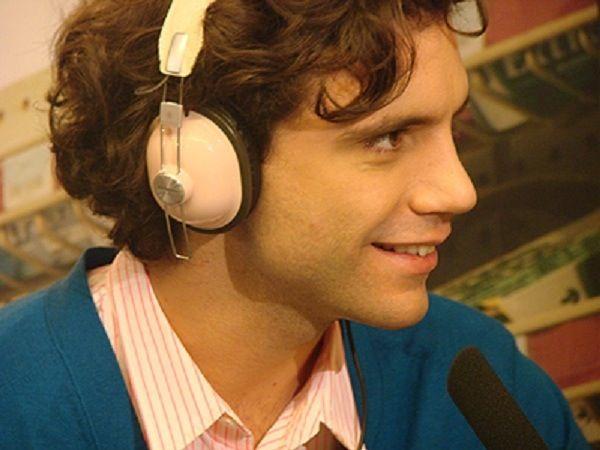 Mika @ deejay radio, Italy Sept 11 2009