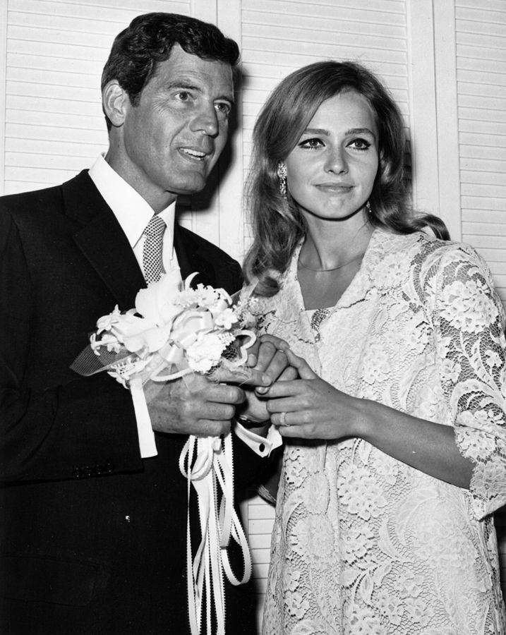 Paul Hubschmid and Eva Renzi