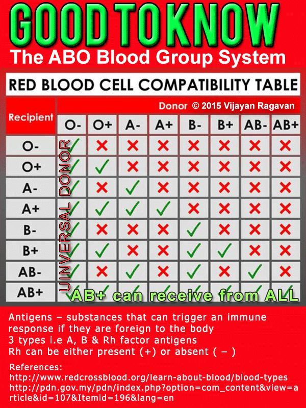 The ABO Blood Group System