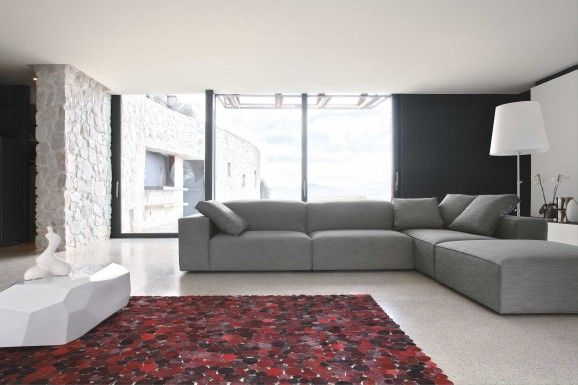 DOUGHY corner sofa
