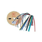 WOER Heatshrink Tubings and Earth Sleevings are electrical insulation materials offered by Liko Trade Centre Pte Ltd. Heat shrinks are shrinking plastic tubes, their main purpose is to insulate electrical wires to provide optimum environmental protection, sealing and abrasion resistance.