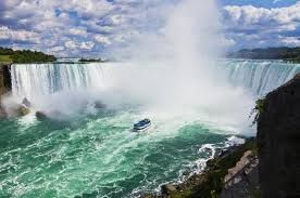Visited Niagara Falls in December 1989. What an experience!