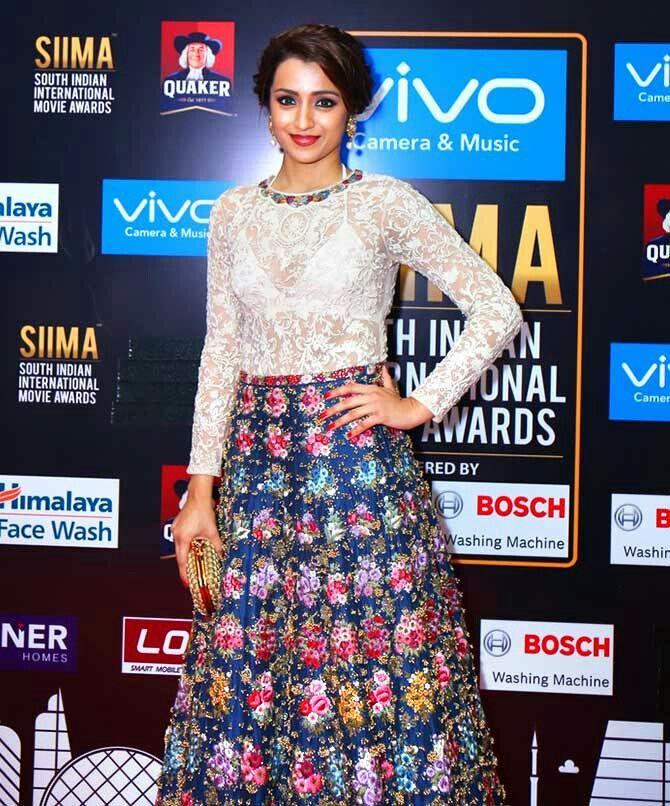 Trisha Krishnan. Tollywood Actress