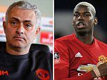 Man Utd news: Jose Mourinho defends Paul Pogba