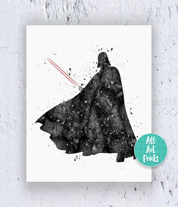 Hey, I found this really awesome Etsy listing at https://www.etsy.com/au/listing/236159182/darth-vader-poster-star-wars-print-darth