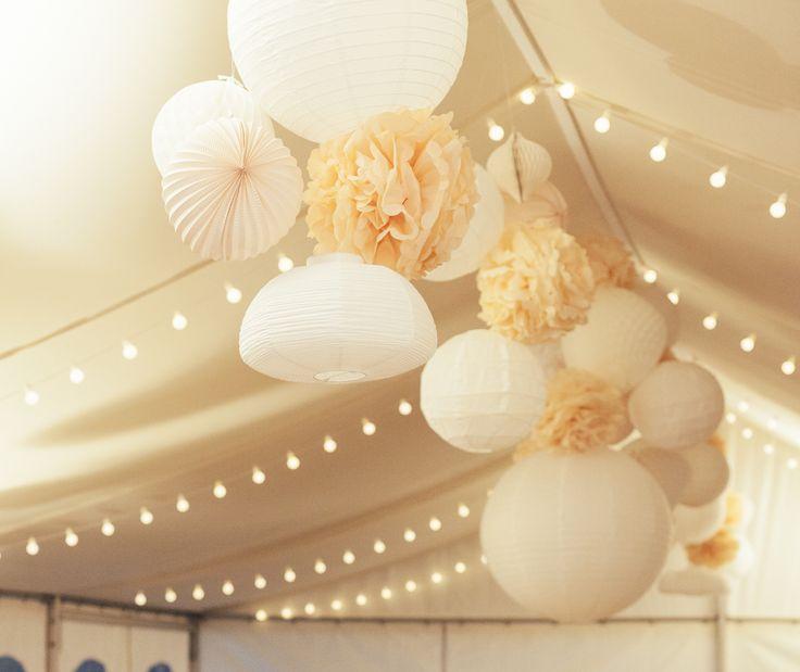 Ber ideen zu festzelt dekoration auf pinterest festzelt hochzeit hochzeiten und - Gartenfeier deko ...