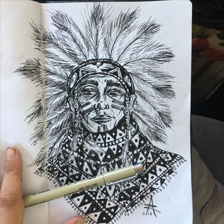Old cherokee