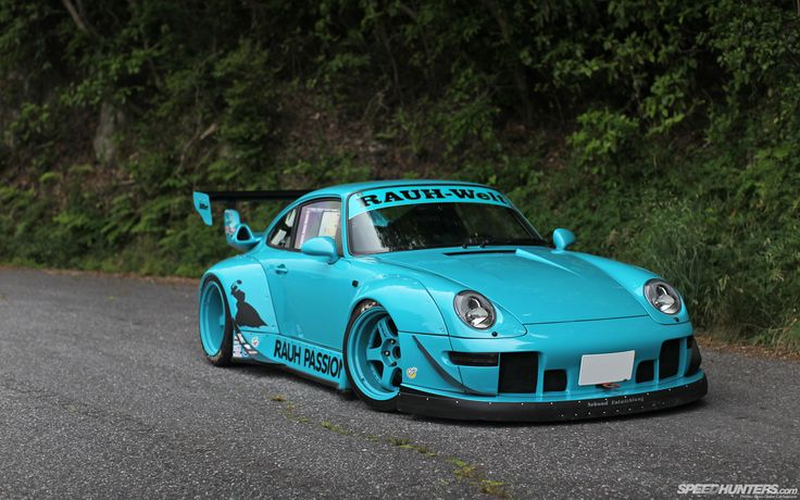 Targa Rwb Walpaper: Unique Build By A Shop Named, RAUH-Welt Begriff (RWB
