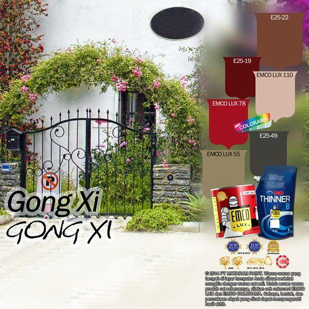 GONG XI GONG XI #EMCOPaint http://matarampaint.com/detailNews.php?n=330