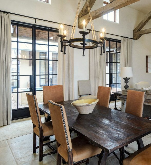 1000 ideas about contemporary dining room sets on pinterest dining room furniture discount - Elegant rustic dining table set to enhance your dining room ...