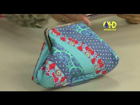 Vida com Arte | Bolsinha da vovó por Marília Salomão - 18 de Abril de 2015 - YouTube