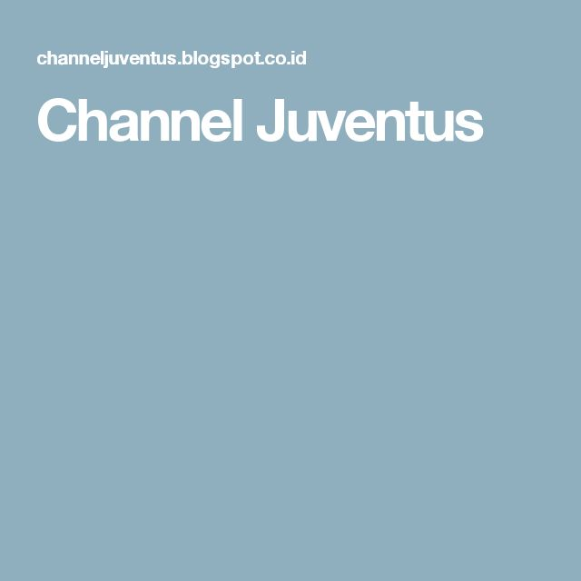 Channel Juventus