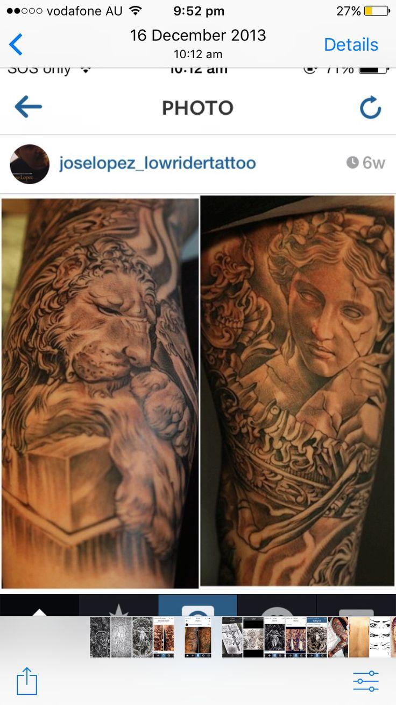 Tattoo Greek goddess mythology