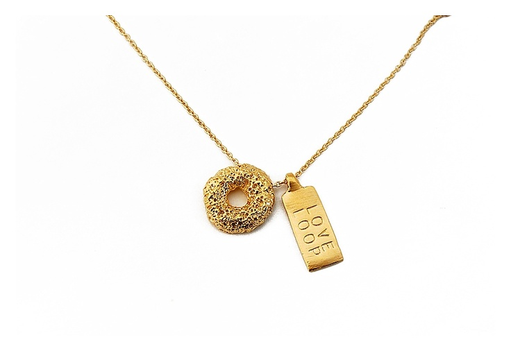 Want! Love Loop necklace from Mr. Kate