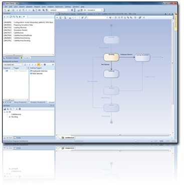 Enterprise Architect from Sparx Systems: UML tool - particularly used for State Diagrams