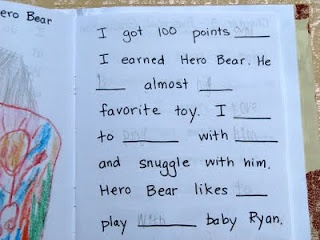 Journaling for young children